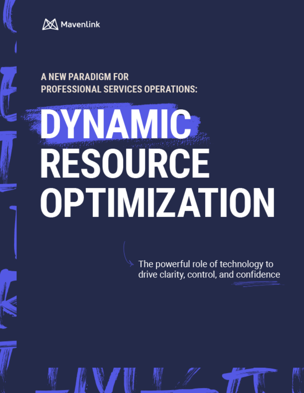 A New Paradigm For Professional Services Operations: Dynamic Resource Management