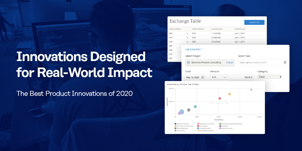 Innovations Designed for Real-World Impact