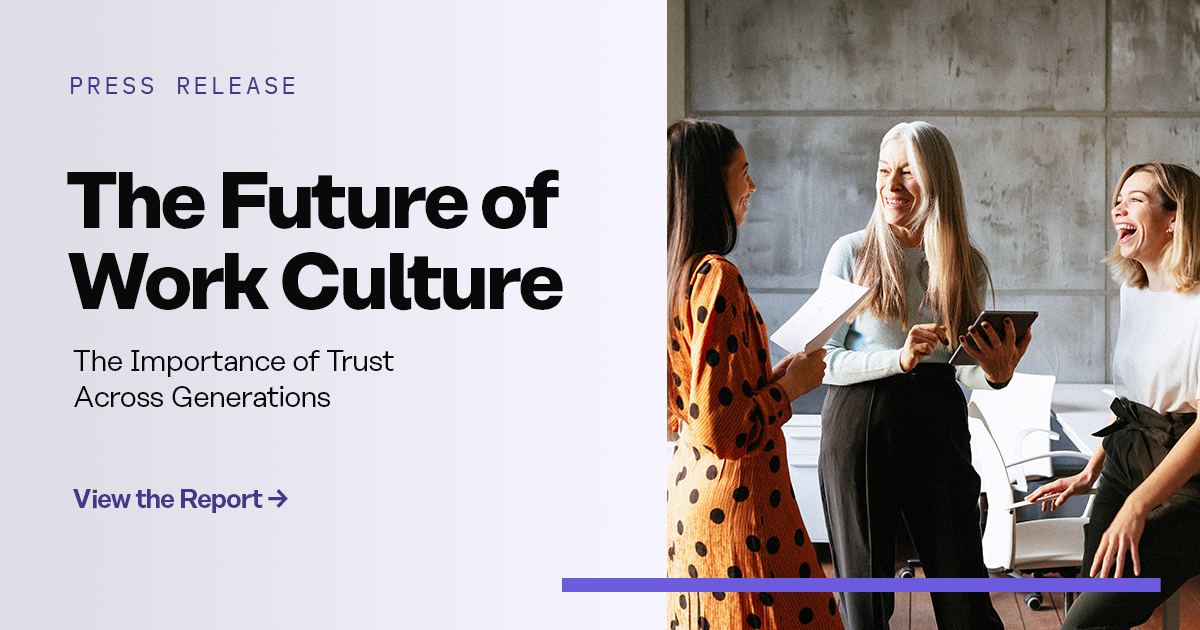 Mavenlink Future of Work Survey Shows a Majority of Employees Feel Trust Is Important for Workplace Culture