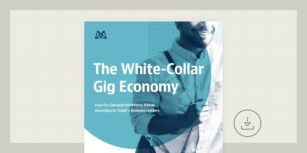 Mavenlink Study Finds that Senior Executives, Not Millennials, Driving US Towards Gig Economy