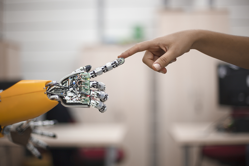 The Benefits of Artificial Intelligence on Workplace Productivity
