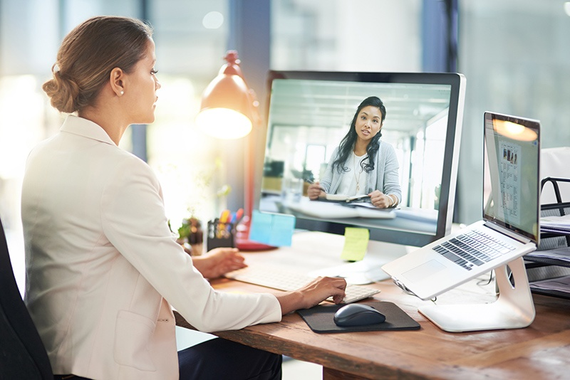 Step Up Your Collaboration Skills with Video Conferencing