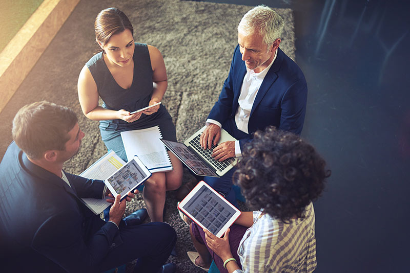 """How to Leverage the """"Collaborative Mindset"""" for Business Success"""