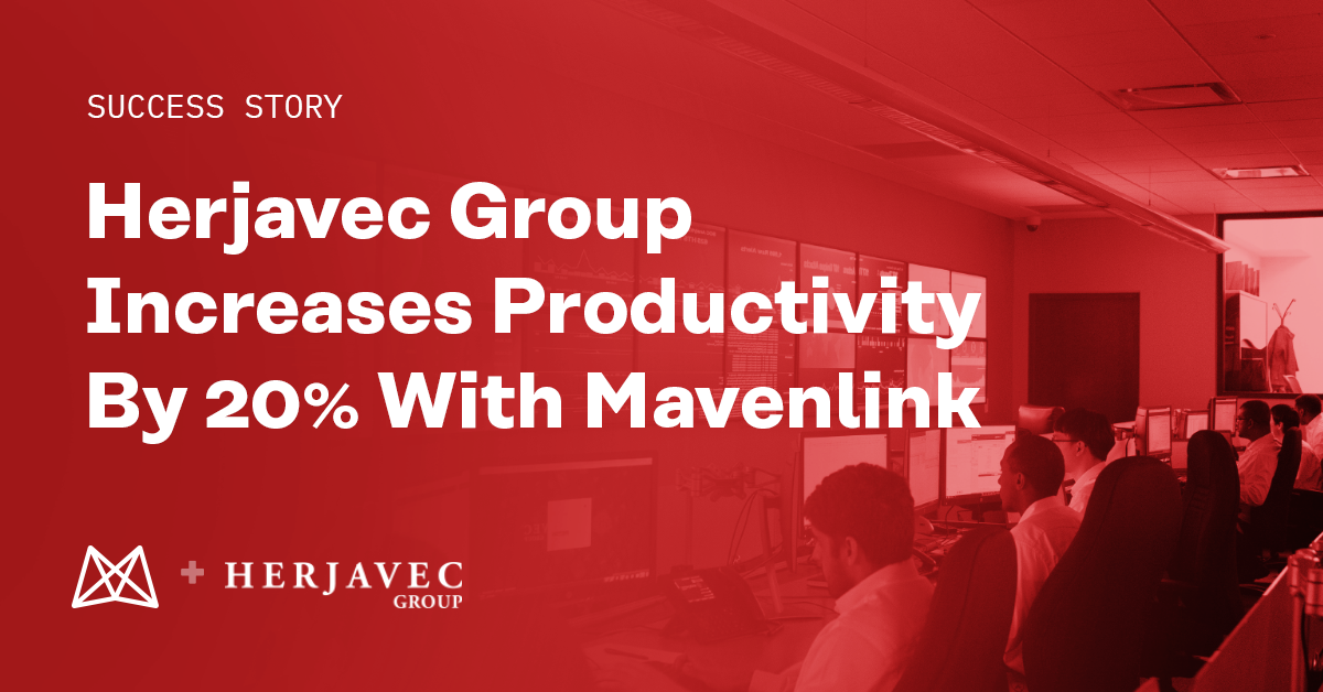 Herjavec Group Increases Productivity By 20% With Mavenlink