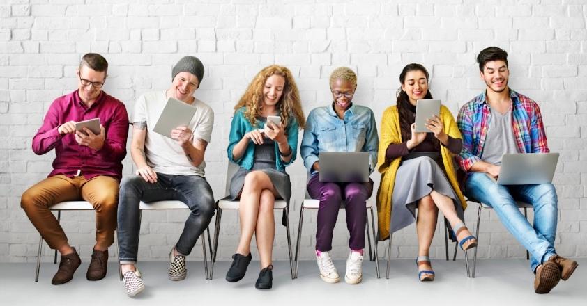 Digital Transformation Meets Generation Z