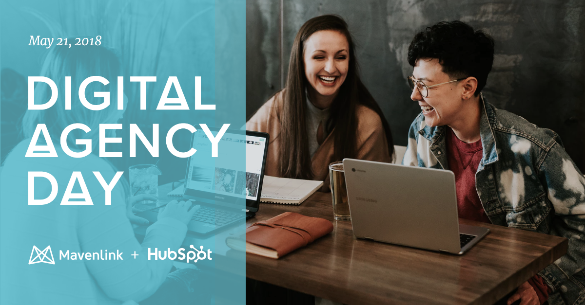 Join Us At HubSpot's Digital Agency Day 2018!